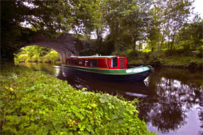 Cruisers for hire on the Shannon River - Legend Class