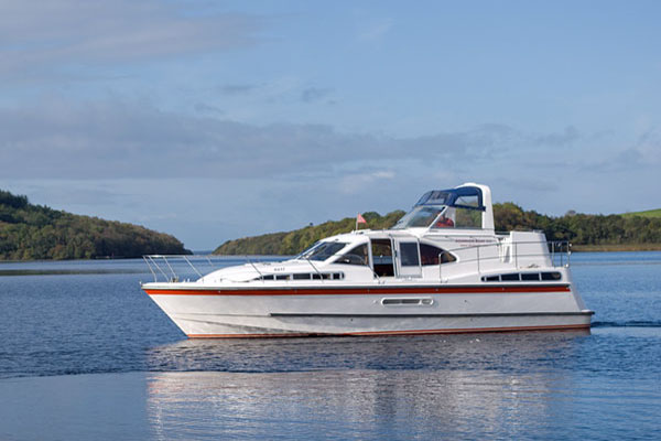 Shannon River Boats for Hire in Ireland - Inver Countess