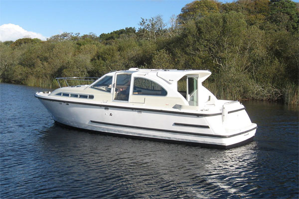 Shannon River Boats for Hire in Ireland - Limerick Class