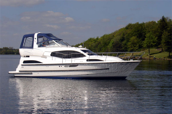 Shannon River Boats for Hire in Ireland - Noble Duchess