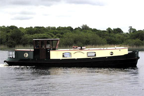 Shannon River Boats for Hire in Ireland - Dutch Class