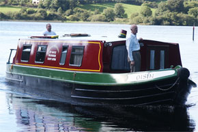 The Folk Class Barge