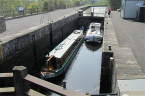 The Lock at Ballyconnell