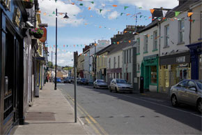 Main Street in Carrick-on-Shannon